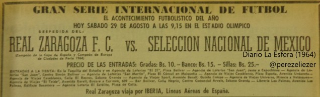 1964-Zaragoza-Mexico